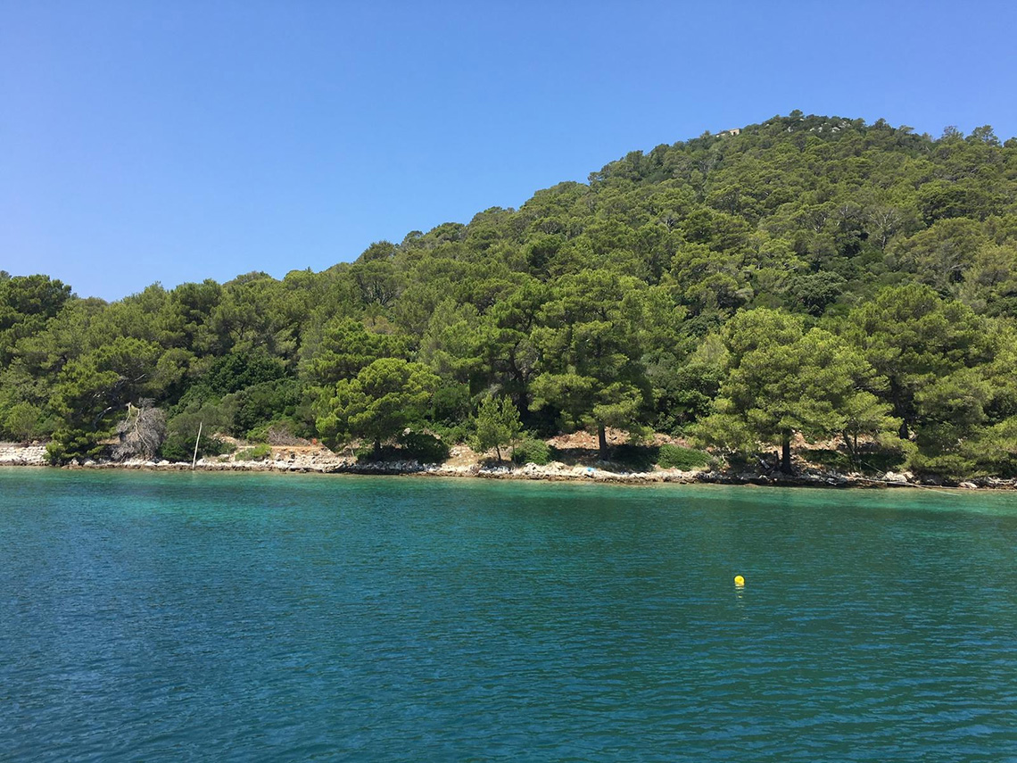 Sail to the beautiful island of Lastovo in Croatia