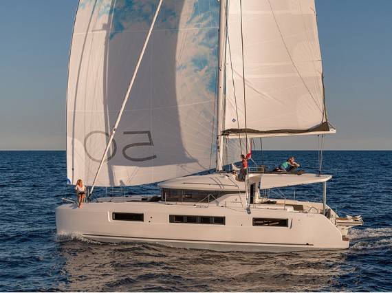 Sa posadom Catamaran Lagoon 50 Zuzo 1 - NEW IN FLEET! - detalji